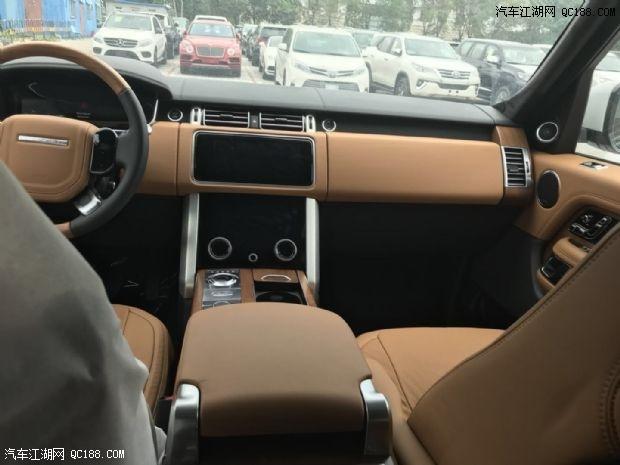 18款揽胜创世加长3.0T柴油版全新顶级配置现车报价