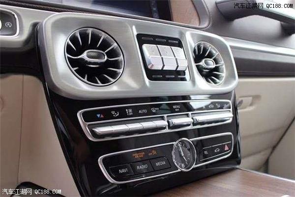 2019款奔驰G500价格 奔驰G500多少钱4.8V8黑色多少钱