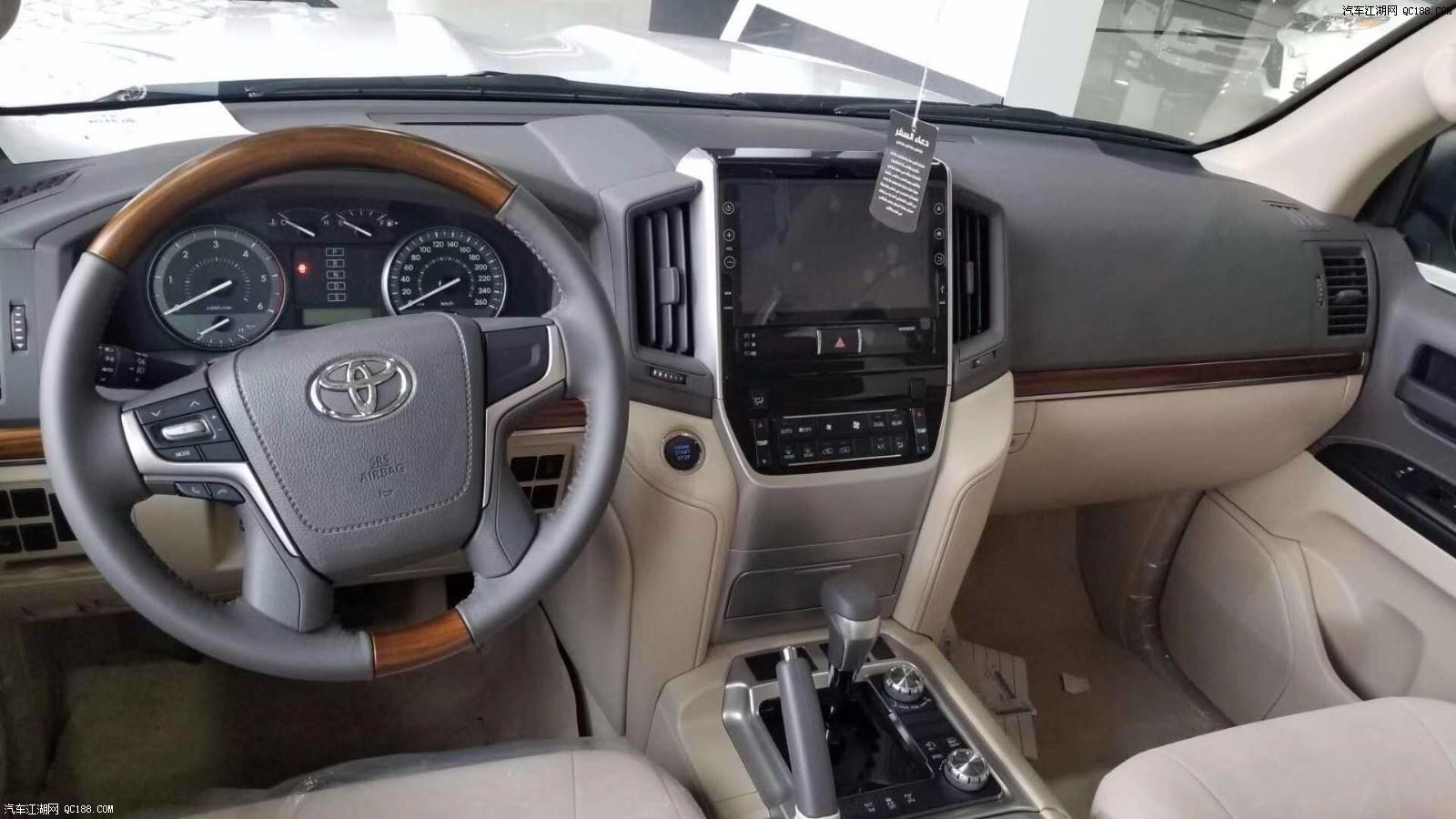 18款丰田酷路泽4500 V8柴油版越野超惠