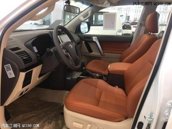 2019款丰田普拉多霸道2700中东版最新报价