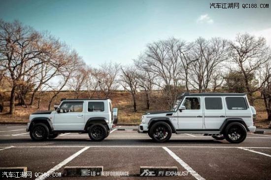 2019款铃木吉姆尼1.5L四驱全新上市火爆预定中