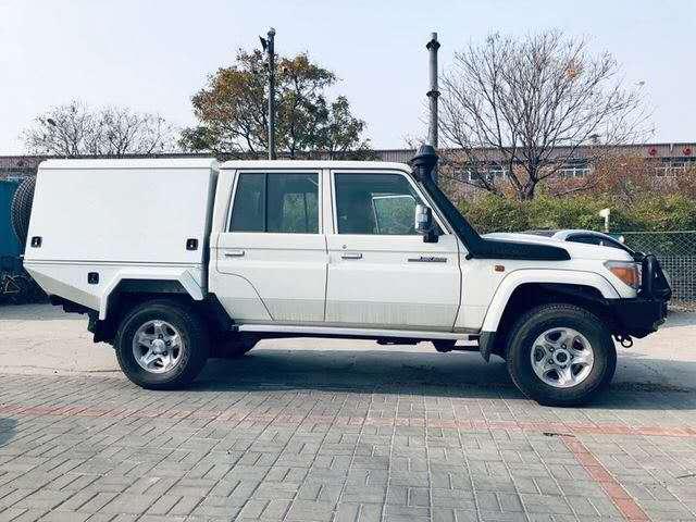 2018款蘭德酷路澤lc79報價 還有lc71/lc76/lc78等車