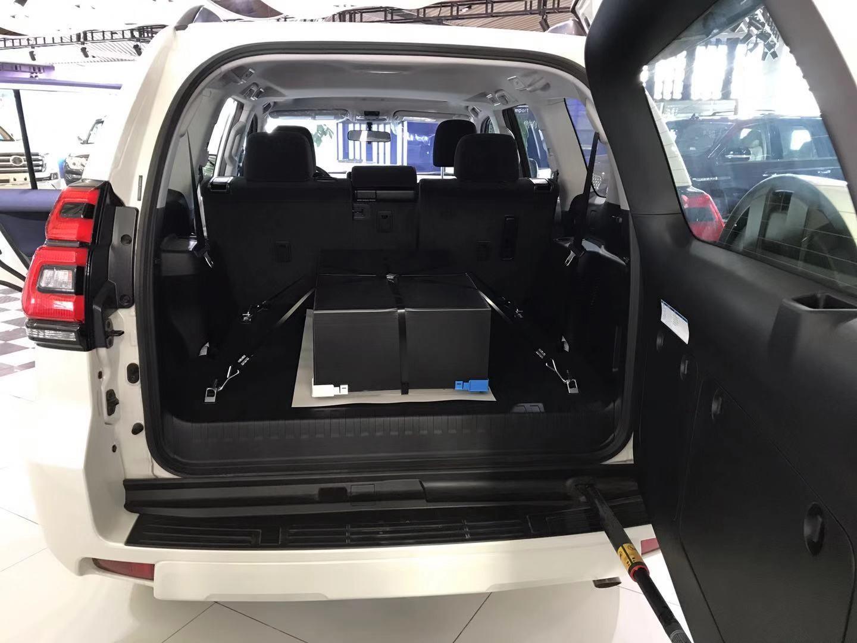新款丰田霸道2700中东版 越野性能超强suv 天津港现车