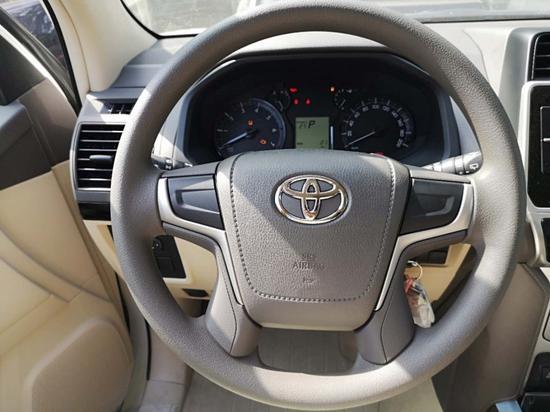 2019款丰田普拉多2700最新报价 2.7L现车底价促销全国