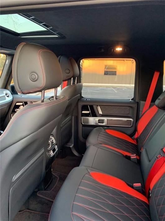 19款奔驰G63AMG 4.0T双涡大G越野车评测售价多少钱现车