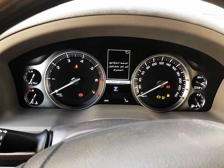 浙江19款丰田中东版酷路泽4000GT价格优势配置性能详解