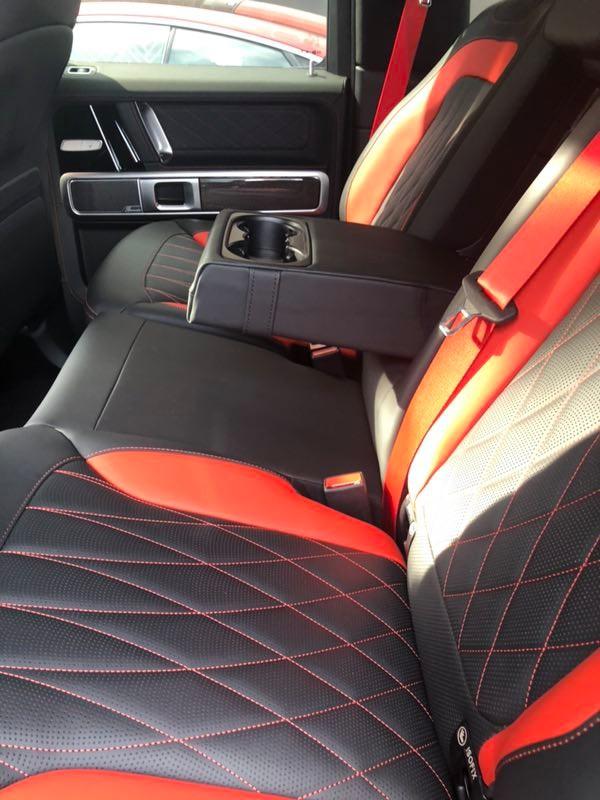 2019新款奔驰G63限量先行版 特惠低价经典SUV现车最低