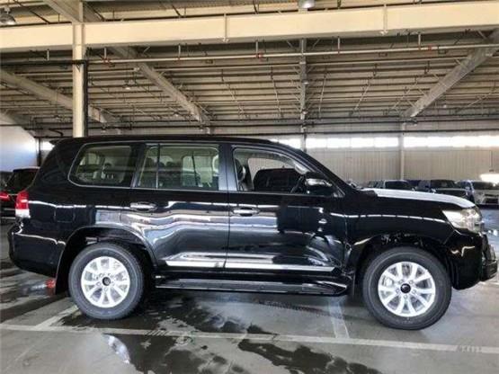 丰田酷路泽4500柴油版 19款现车实促价