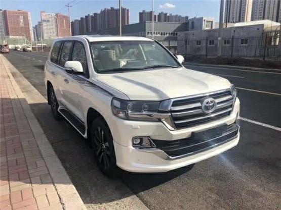 19款丰田酷路泽4600 创新极限新配陆巡