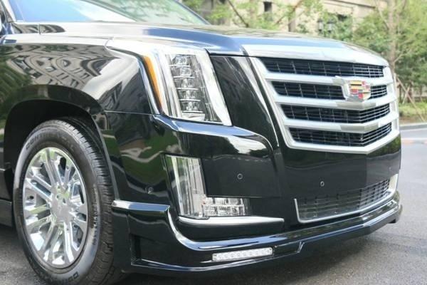18款凯迪拉克总统一号六座美版现车实拍高清图片