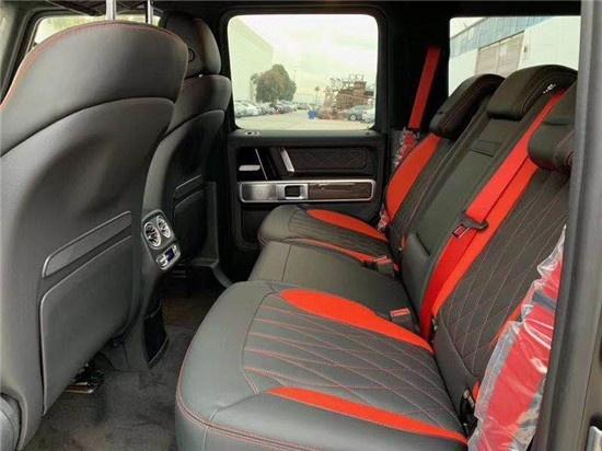 全新一代AMG奔驰G63,585马力+9AT,这价格贵不