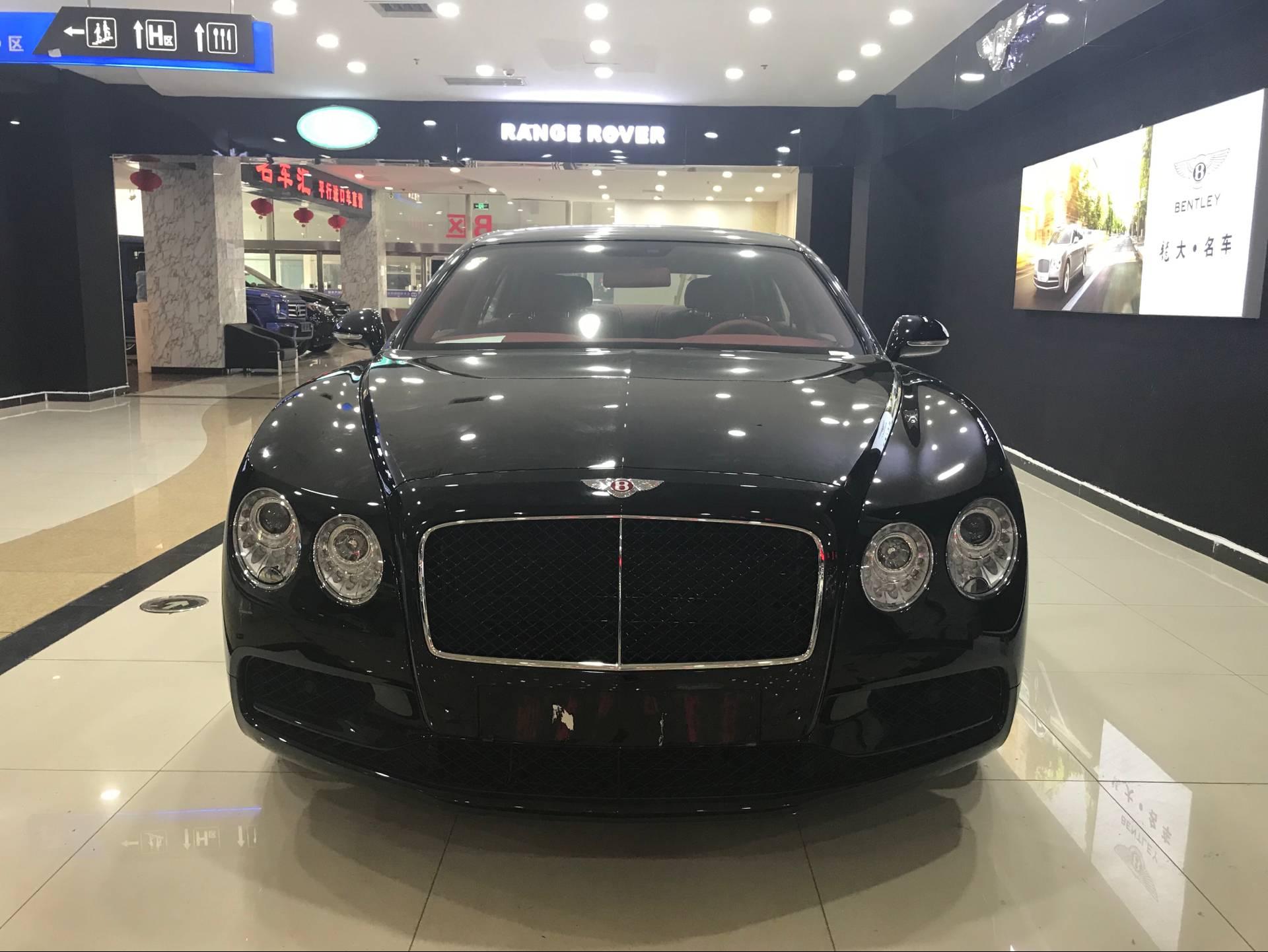 2019款宾利飞驰V8S多少钱 简单元素勾勒独特韵味