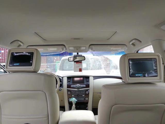 19款日产途乐4.0高配现车优惠 中东版途乐全国上牌