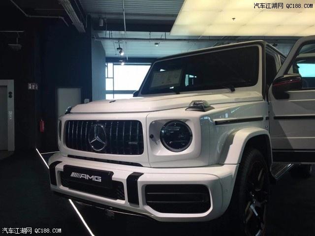 2019款奔驰G63天津港大批量现车 手续齐全 报价最低