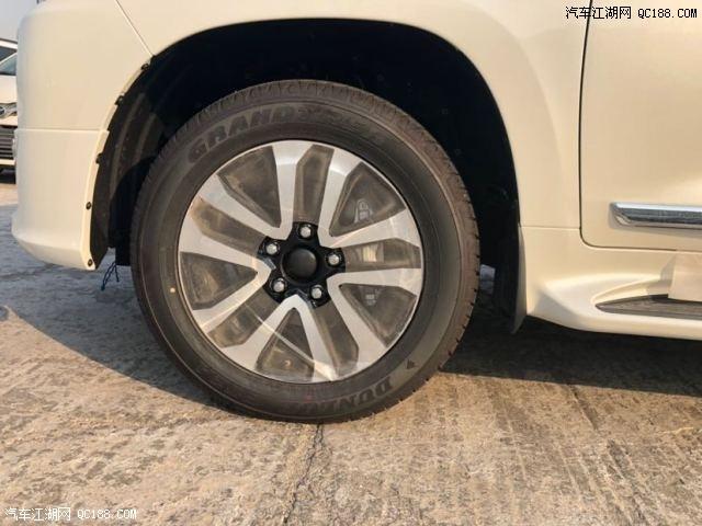 2019款丰田酷路泽4000顶配GT版最近价格
