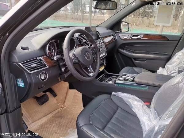19款美规奔驰GLS450尊贵大气的外观天津最新报价