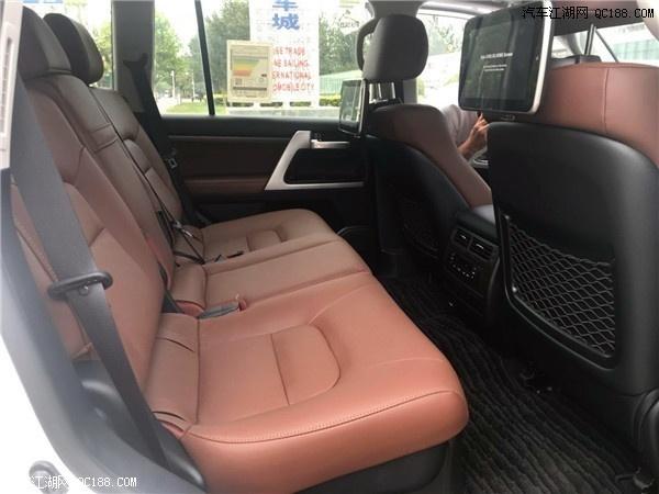 2019款中东版丰田酷路泽4600天津特价限时秒杀售全国