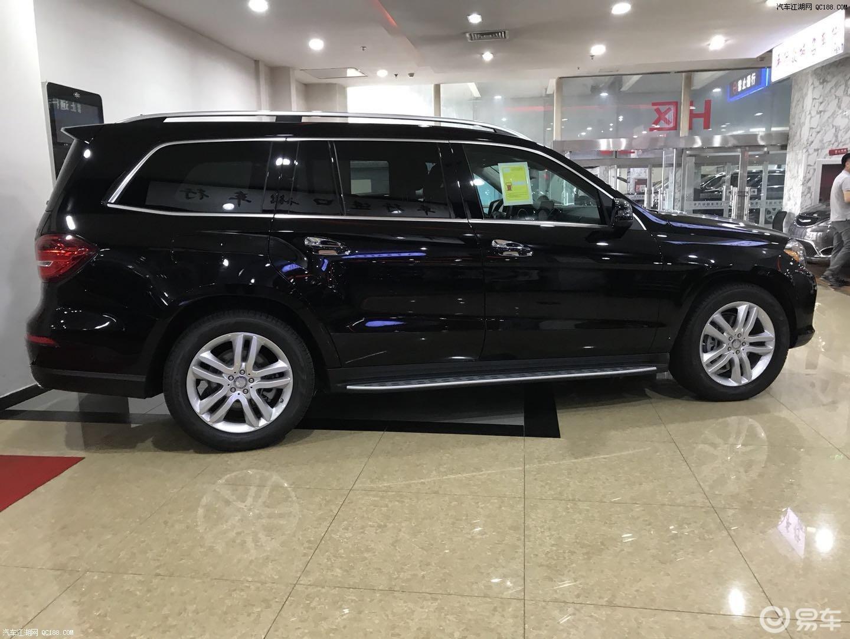 平行进口车19款奔驰GLS450加版七座豪华高端SUV