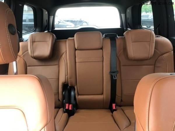 奔驰GLS450加版时尚的表面强劲的动力性能天津现车特价