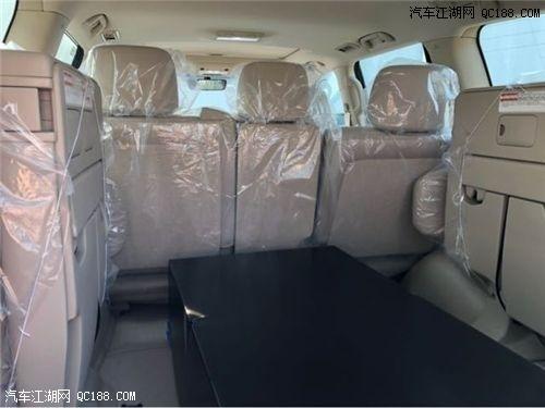 19款中东版丰田酷路泽4000舒适宽敞越野王者