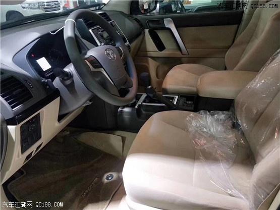 19款丰田霸道2700中东配置升级 最新行情价促销