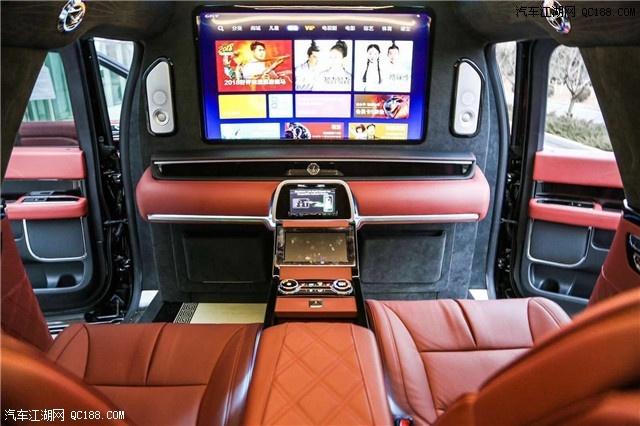 2019款林肯领袖一号兄弟车型外交官六座商务车