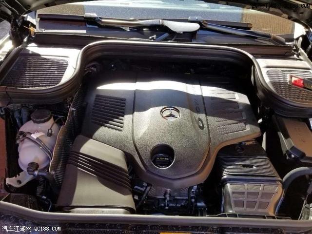 20款奔驰GLE450报价 全新越野最新配全解读