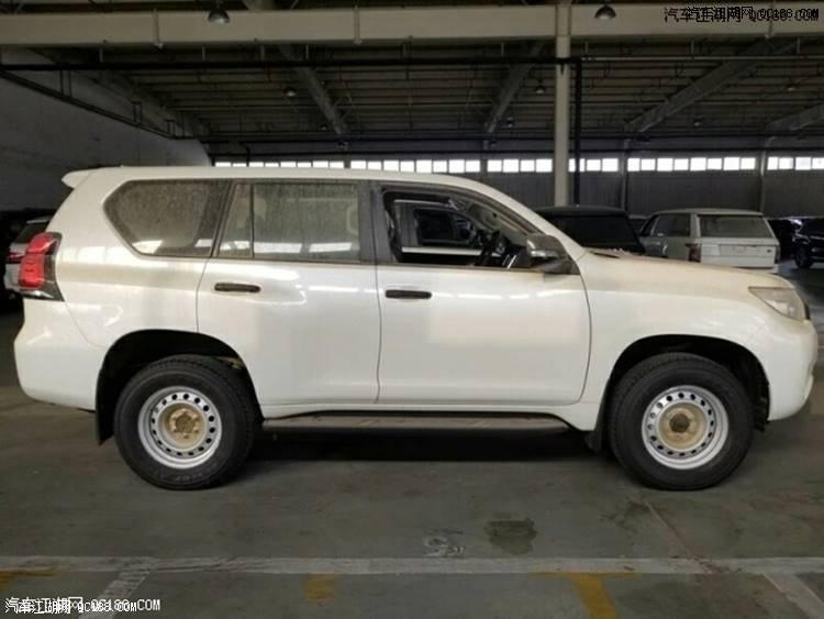 19款丰田霸道3000七月份什么价格 有没有优惠