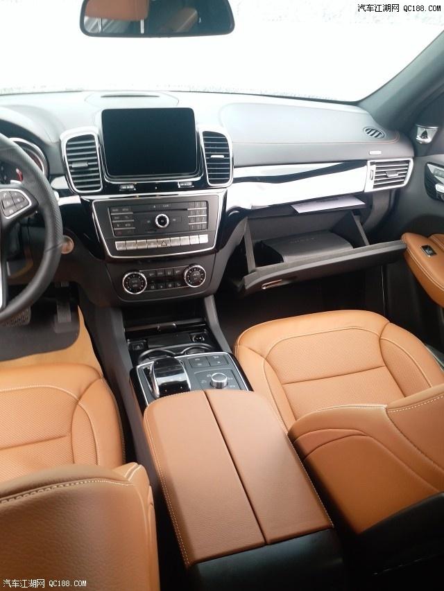 19款奔驰GLS450多用途越野商务旅行 平行进口动力强悍