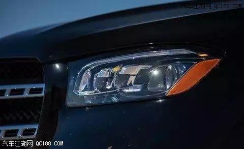 全新上市梅赛德斯 2020款奔驰GLS450 多少钱