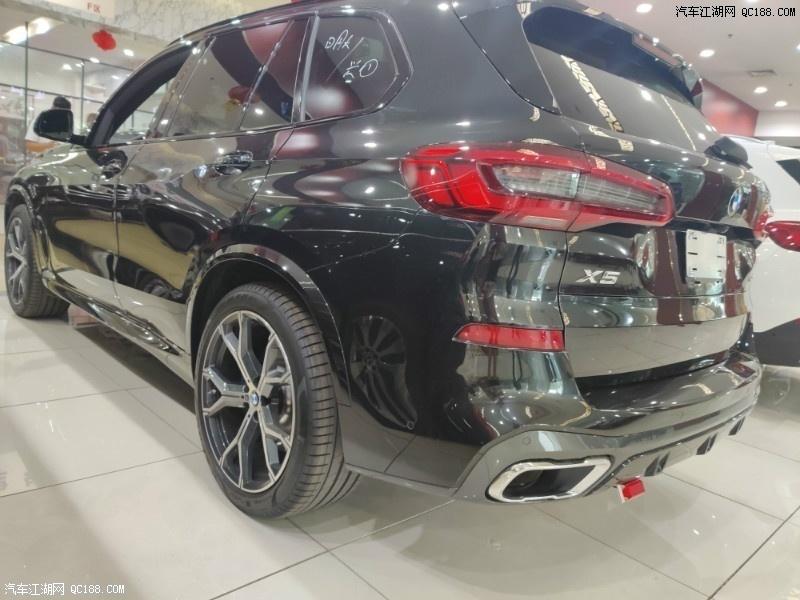 全面升级19款全新宝马X5外观大气内饰豪华配置丰富