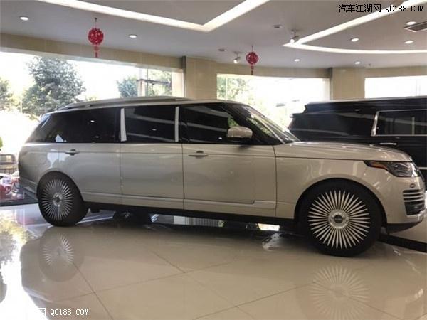18款路虎皇家一号天津港现车价格优惠全国