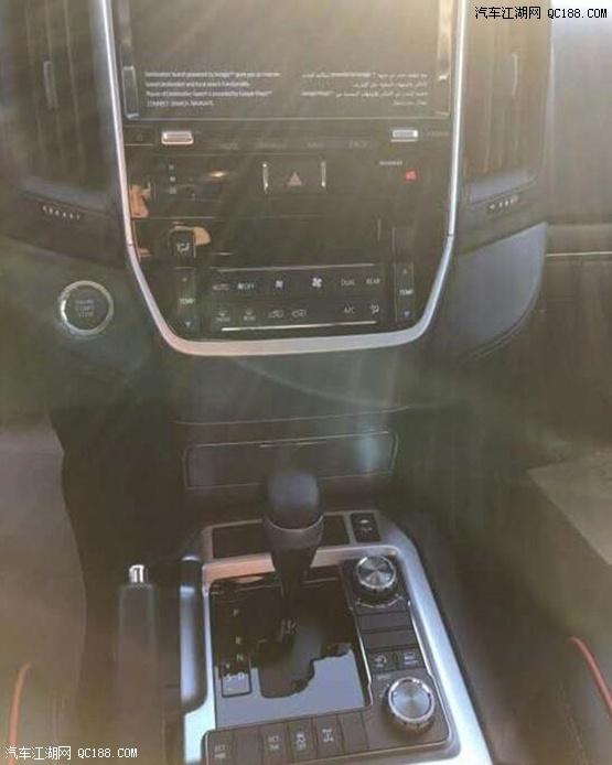 四驱越野19款丰田酷路泽4000价格 纯正越野利器