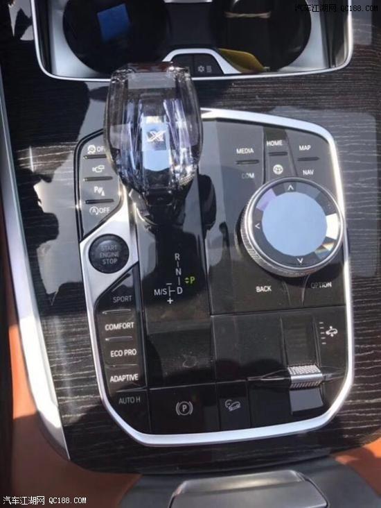 19款美版宝马X7大型豪华SUV图片解析售价多少钱