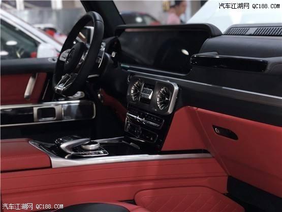19款全新奔驰G63现车奔驰全系现车优惠 全国均可分期!