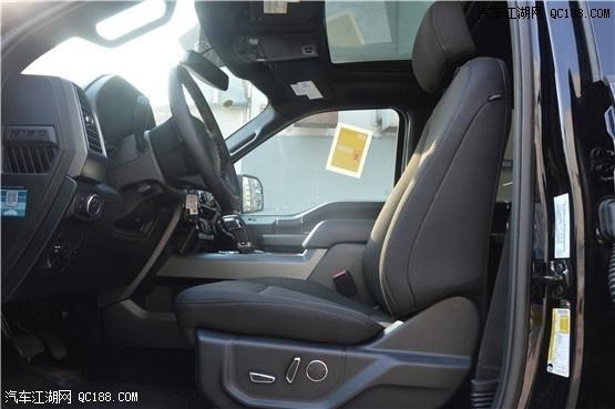 19款福特猛禽F150 3.5L V6越野SUV报价