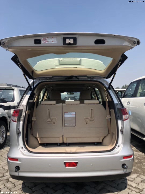 19款中东版丰田普瑞维亚大霸王热惠低价高品质商务车