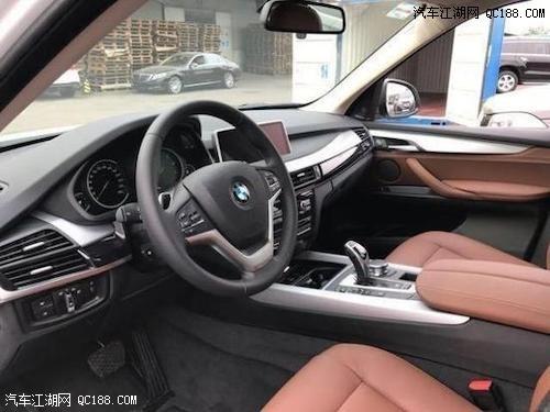 2018款中东版宝马X5清库存 56万价格降至冰点