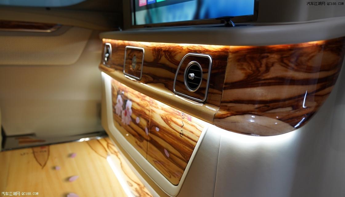 19款蒙娜丽莎3.5L豪华升级四座全新奢华体验