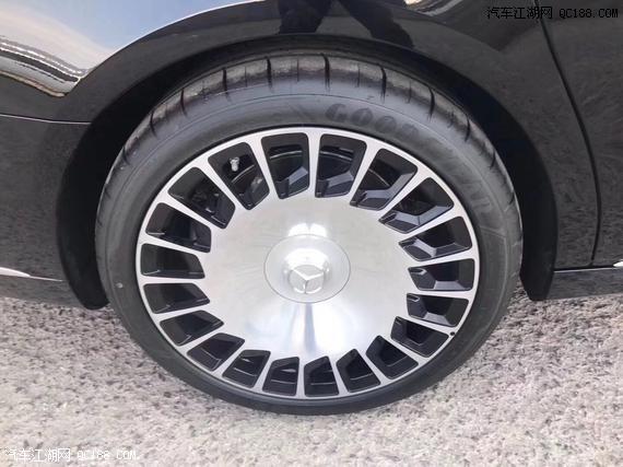 19款奔驰S560四座全新设计理念天津现车优惠