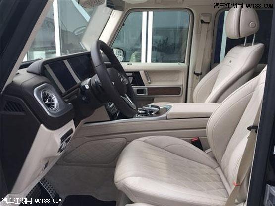 2019款奔驰G500平行进口天津港国六现车优惠出售