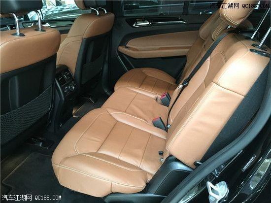 天津港保税区奔驰GLS450现车报价多少钱
