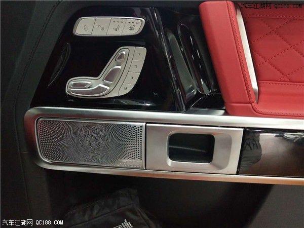 奔驰G63Edition 1限量版昆明价格行情配置明细单
