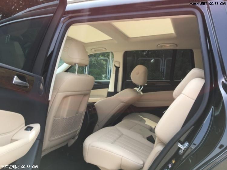 2019款美版奔驰GLS450特惠促销现车充足备战十一
