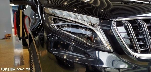 19款奔驰迈特斯2.0T现车试驾及性能测评感受