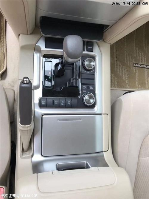 强劲动力 中东版丰田酷路泽4000平行进口车性能体验