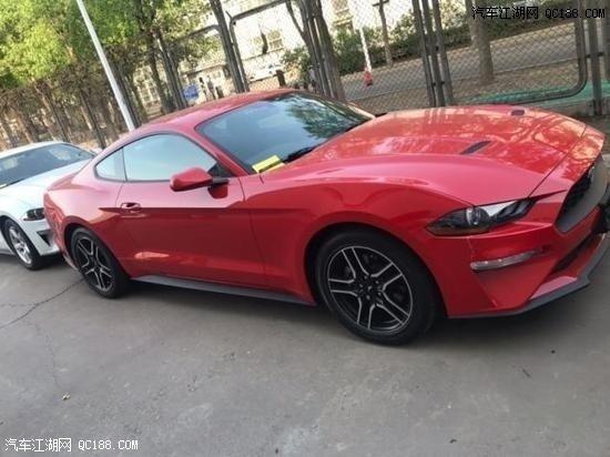 2019款福特野马2.3T双门轿跑全国可分期付款