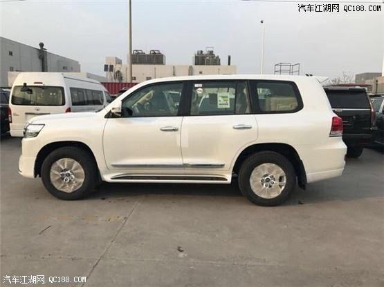 19款丰田酷路泽5700 最新现车优惠促销