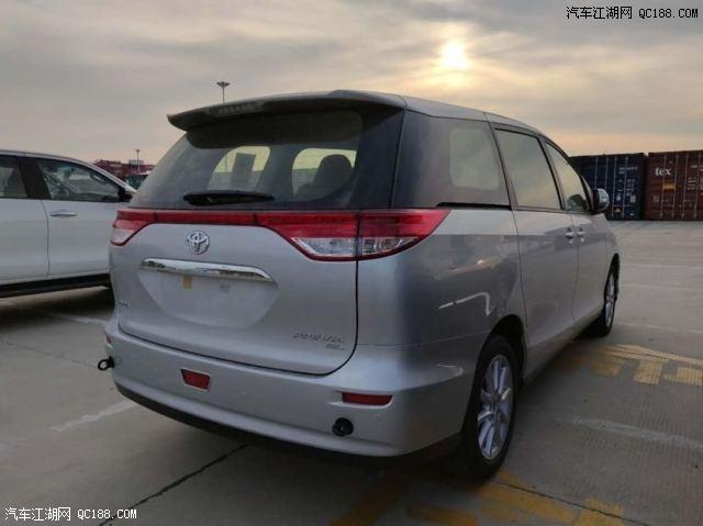 19款丰田大霸王2.4 七座豪华商务车现车价34.5万