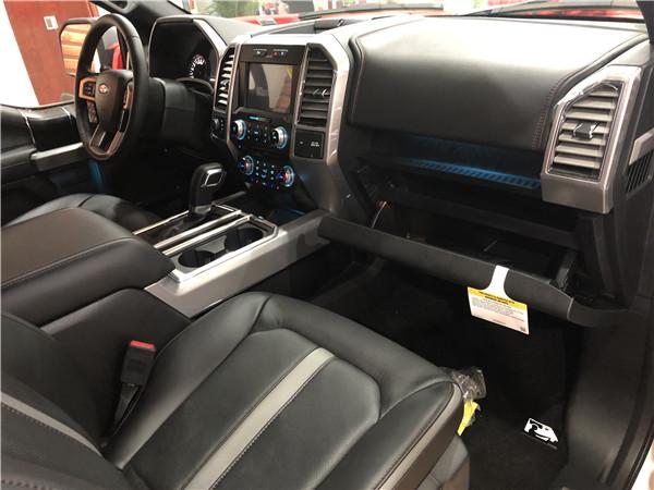 电子罗盘-2019款福特猛禽F150美规版越野皮卡报价
